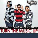 The Bilz Turn The Music Up (Single)