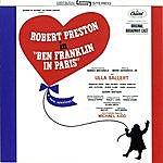 Original Broadway Cast Ben Franklin In Paris