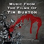 City Of Prague Philharmonic Orchestra Music From The Films Of Tim Burton