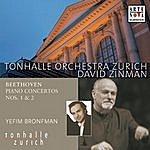 David Zinman Beethoven: Piano Concertos Nos.1 & 2
