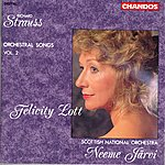 Felicity Lott Strauss: Orchestral Songs, Vol.2