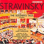 Aage Haugland Stravinsky: The Soldier's Tale (Complete)