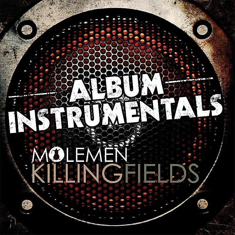 Cover Art: Killing Fields Instrumentals