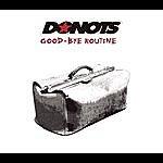 Donots Good-Bye Routine (3-Track Maxi-Single)