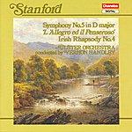 """Vernon Handley Stanford: Symphony No.5 in D Major, """"L'Allegro Ed Il Penseroso""""/ Irish Rhapsody No.4"""