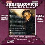 "Neeme Järvi Shostakovich: Symphony No.7, ""Leningrad"""
