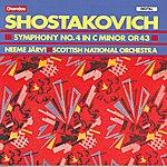 Neeme Järvi Shostakovich: Symphony No.4 in C Minor, Op.43