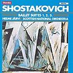Neeme Järvi Shostakovich: Ballet Suites Nos.1-3