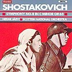 Neeme Järvi Shostakovich: Symphony No.8 in C Minor Op.65