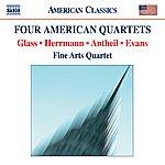 Fine Arts Quartet American Classics: Four American Quartets