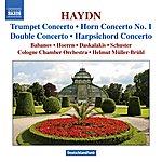 Helmut Müller-Brühl Haydn: Trumpet Concerto/Horn Concerto No.1/ Keyboard Concerto in D Major/Double Concerto in F Major