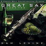 Sam Levine Great Sax, Vol.2