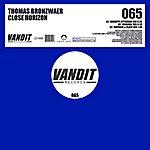 Thomas Bronzwaer Close Horizon (3-Track Maxi-Single)