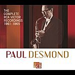Paul Desmond The Complete RCA Victor Recordings