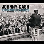 Johnny Cash At Folsom Prison And San Quentin