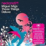 Miguel Migs Those Things Deluxe
