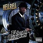 Hell Rell Black Mask & Gloves (Parental Advisory)