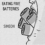 Simeon Eating 5 Batteries