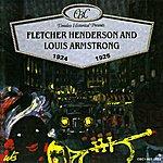 Fletcher Henderson Fletcher Henderson And Louis Armstrong, 1924-1925