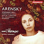 "Vassily Sinaisky Arensky: Suite No.2/A Dream On The Volga/Suite No.3 ""Variations/Nal And Damayanti/Intermezzo"