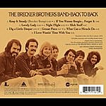 Brecker Brothers Back To Back