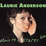 Laurie Anderson United States Live