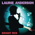 Laurie Anderson Bright Red
