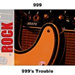 999 999's Trouble (Live) (4-Track Maxi-Single)
