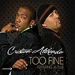 Ja Rule Too Fine (4-Track Maxi-Single)