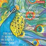 Neeme Järvi Kodály: Háry János Suite/Peacock Variations/Dances Of Galánta