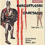 Neeme Järvi Khachaturian: Spartacus - Ballet Suites 1-3