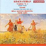 Neeme Järvi Khachaturian: Symphony No.2/Gayaneh