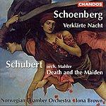 """Iona Brown Schoenberg: Verklarte Nacht/Schubert: String Quartet No.14, """"Death And The Maiden"""""""