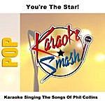 Phil Collins Karaoke Singing The Songs Of Phil Collins