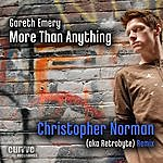 Gareth Emery More Than Anything: Christopher Norman Remixes (3-Track Maxi-Single)