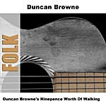 Duncan Browne Duncan Browne's Ninepence Worth Of Walking (6-Track Maxi-Single)