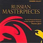 Neeme Järvi Russian Masterpieces