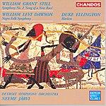 Neeme Järvi American Series, Vol.5: Still - Symphony No.2 (Song Of A New Race)/Dawson - Negro Folk Symphony/Ellington - Harlem