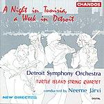 Neeme Järvi A Night in Tunisia, A Week In Detroit