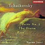 Neeme Järvi Suite No.1/The Storm/Fate