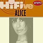 Alice Rhino Hi-Five: Alice (5-Track Maxi-Single)