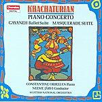 Neeme Järvi Khachaturian: Piano Concerto/Gayaneh, Ballet Suite/Masquerade Suite