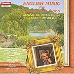 Gervase de Peyer English Music For Clarinet & Piano
