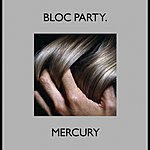 Bloc Party Mercury (4-Track Maxi-Single)