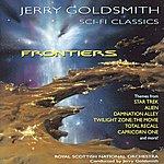 Jerry Goldsmith Frontiers SCI-FI Classics