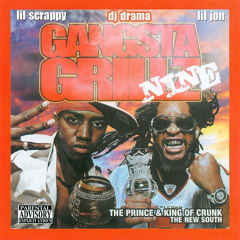 Cover Art: Gangsta Grillz 9 (Parental Advisory)