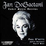 Jan DeGaetani Jan DeGaetani In Concert, Vol.4