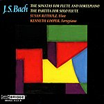 Kenneth Cooper Bach: The Sonatas For Flute And Fortepiano/The Partitia For Solo Flute