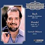 Garrick Ohlsson Bach: Goldberg Variations - Handel: Suite No.2