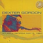 Dexter Gordon Atlanta, Georgia May 5, 1981